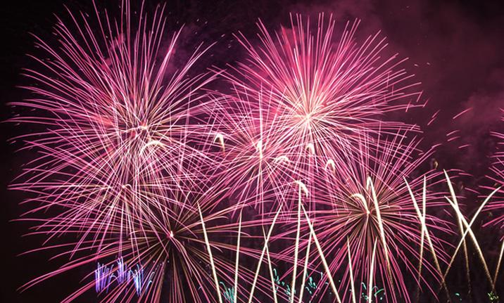 feux d artifice 13 juillet 2015