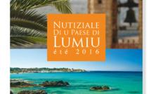Nutiziale di U Paese di Lumiu - Eté 2016