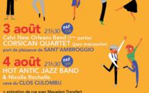 Jazz'in Lumiu les 3 et 4 août 2017