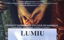 Concert : Il Giardino d'amore, le 16 août à 21h