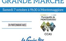 Semaine Bleue : Marche le 7 octobre 2017 à Montemaggiore