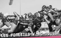 Rugby : Match Ponettes / RC Toulon le 1er octobre 2017