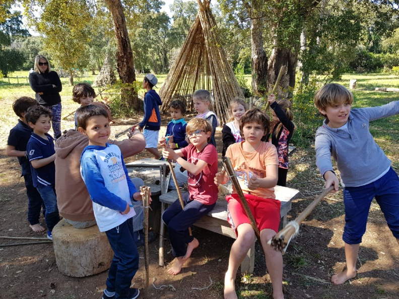 Visite du Parc Galéa : un ravissement pour les participants !