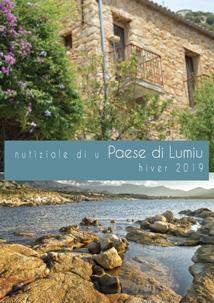 Nutiziale di u Paese di Lumiu - Hiver 2019