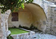 Fontaine et lavoir