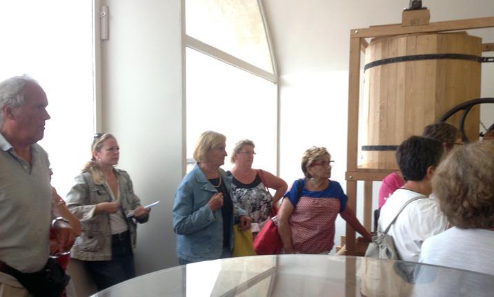 CCAS di Lumiu : Une cinquantaine de personnes à la découverte de Corte vendredi 12 juin