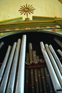 Réfection autorisée pour l'orgue