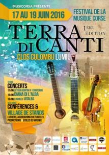 "CCAS : Soirée au Festival ""Terra di Canti"" le vendredi 17 juin"