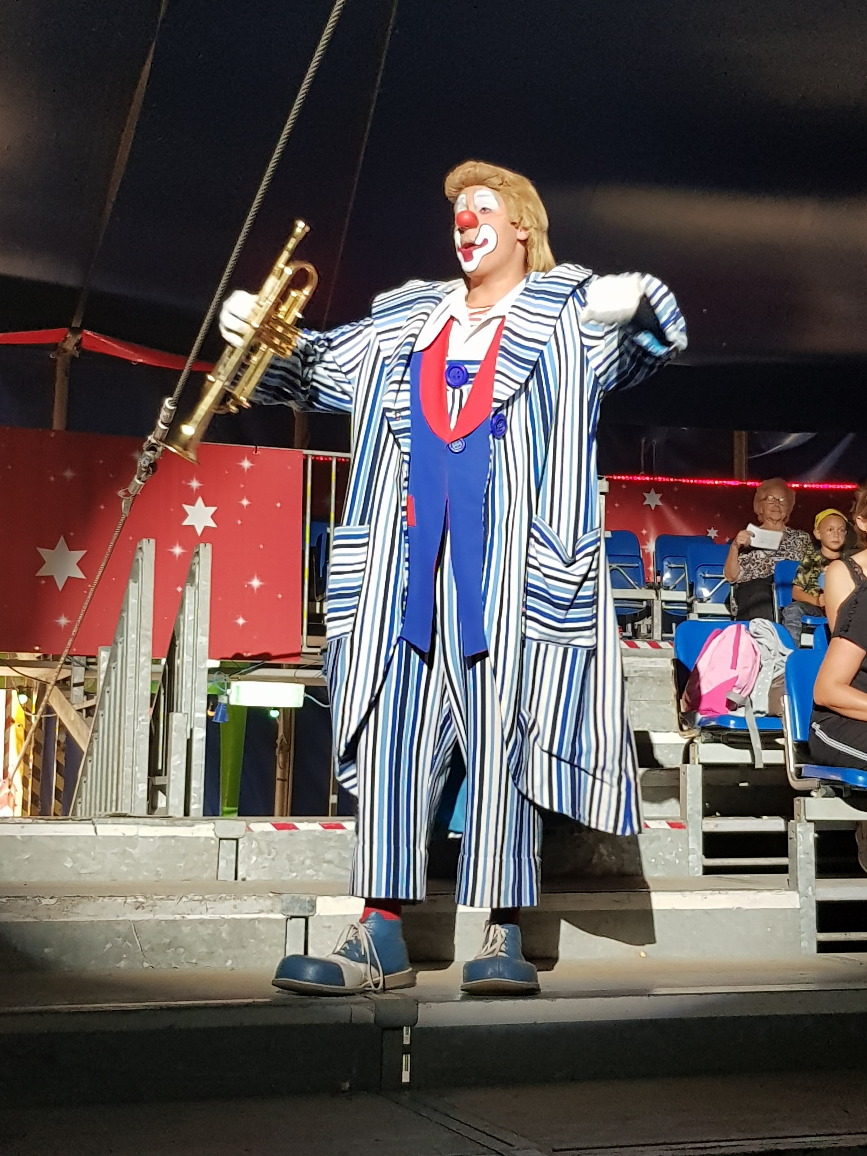 Festival international du Cirque de Corse, un dimanche tout en magie, qui a ravi les petits comme les grands