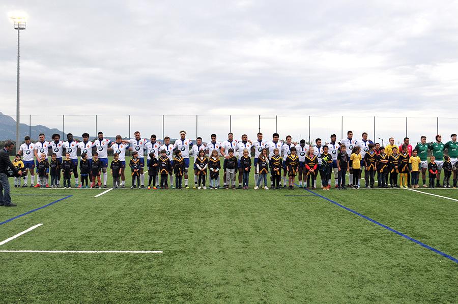 RUGBY U20 : FRANCE/ IRLANDE LE 20 AVRIL À FURIANI - 20H00
