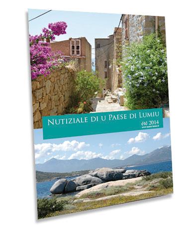 Nutiziale di u Paese di Lumiu Eté 2014