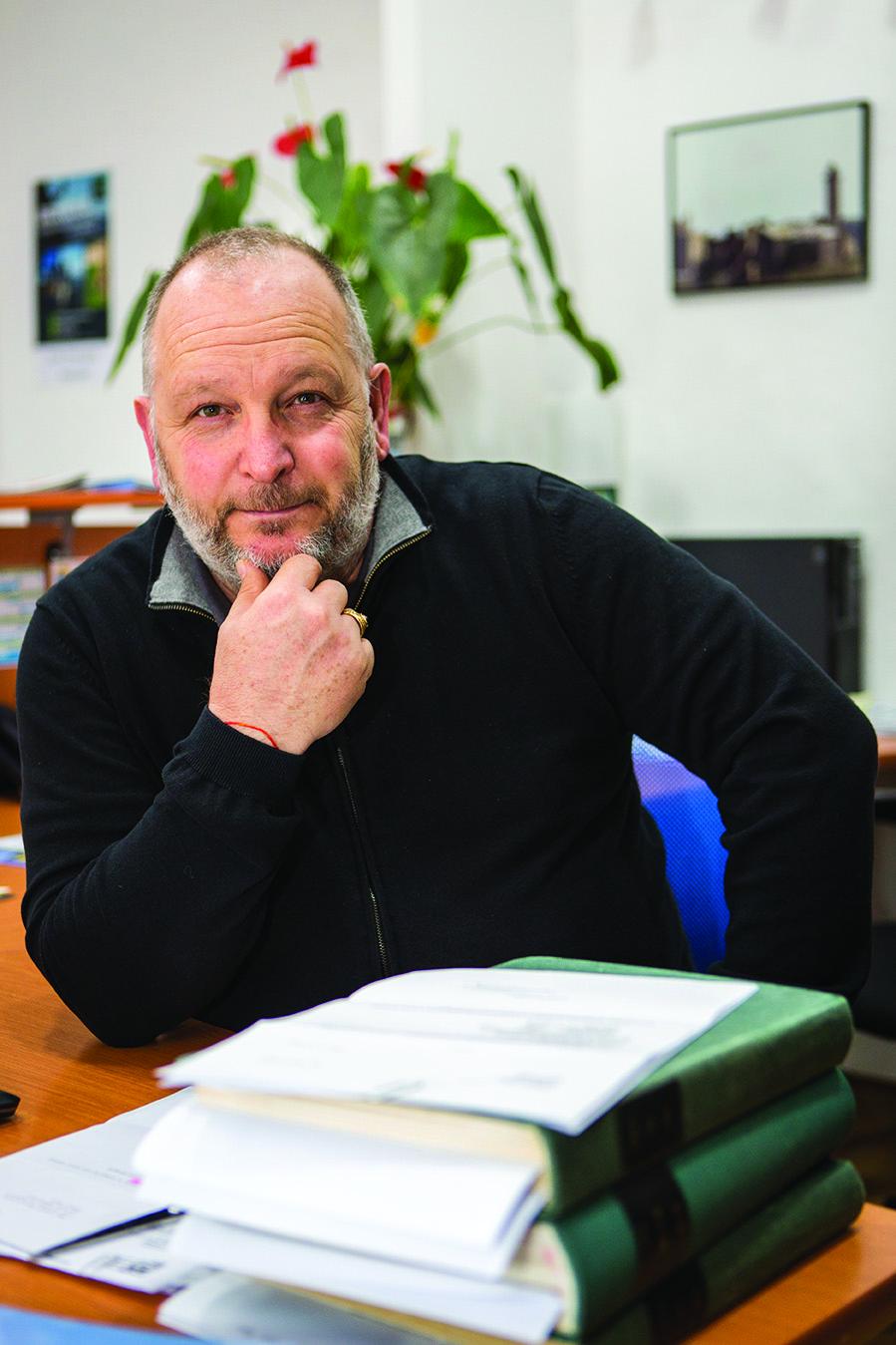 Les élus nationalistes de la Mairie de Lumiu