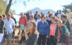 Campà inseme : toujours plus d'adeptes pour la marche bleue du CCAS !