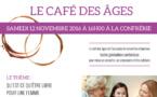 CCAS : CAFÉ DES ÂGES LE 12 NOVEMBRE 2016