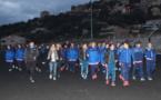 Telepaese - Nutiziale du 9 janvier 2017 : l'équipe de France féminine de Rugby en Balagne