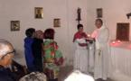 Célébration de la messe d'Occi le 1er mai 2017