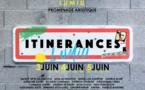 Itinérances : promenade artistique du 3 au 5 juin 2017
