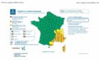 Canicule : bulletin de vigilance régional du 4 août 2017