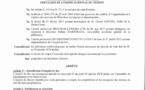 Interdiction temporaire d'emploi du feu les 3 et 4 janvier 2018