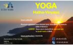 Nouvelle activité à la Rimessa : cours de Yoga Hatha & Vinyasa