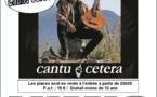 Concert de XINARCA, chant & cistre corses, vendredi 11 mai à 21h