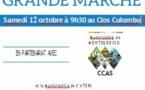 CCAS : MARCHE BLEUE LE 12 OCTOBRE 2019