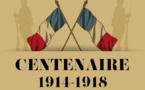 100ème anniversaire de la guerre 14/18