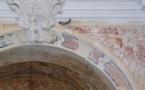 Étude pour la réfection des fresques