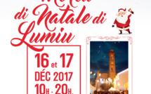 Mercà di Natale di Lumiu : lâcher de lanternes chinoises dimanche à 17h30